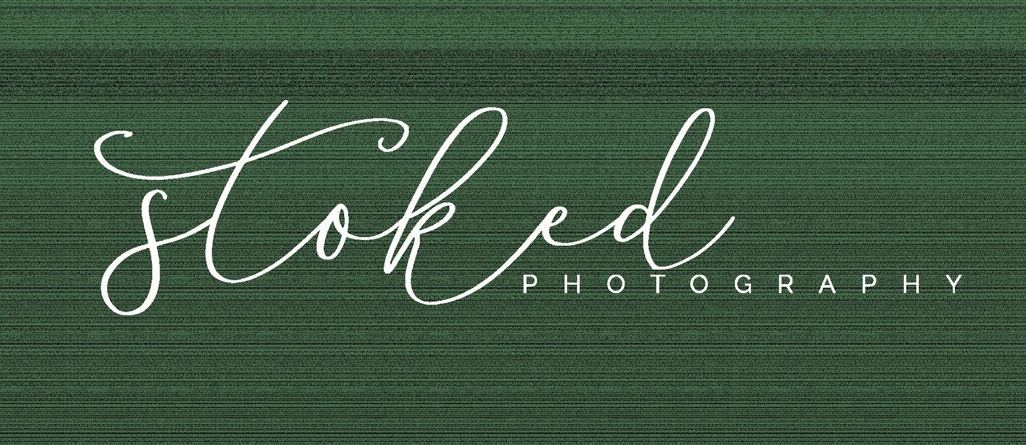 Stoked Photography Logo