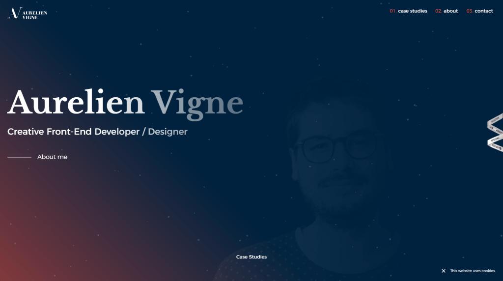 minimalist-website-design-aurelien-vigne