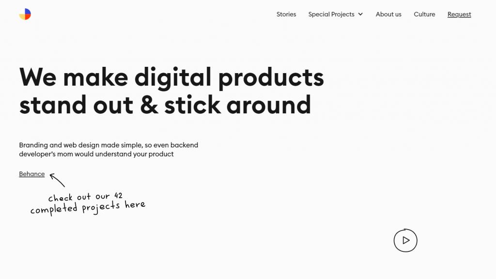 minimalist-website-design-behance