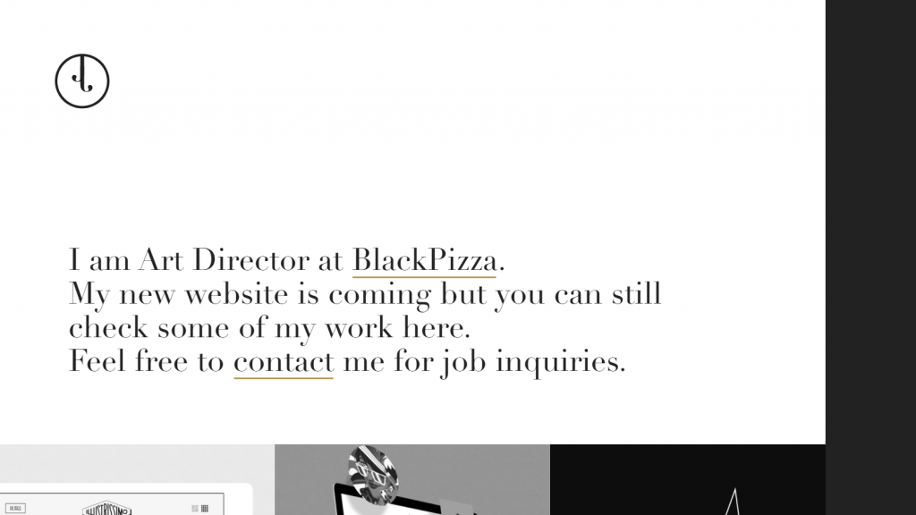 minimalist-website-design-black-pizza