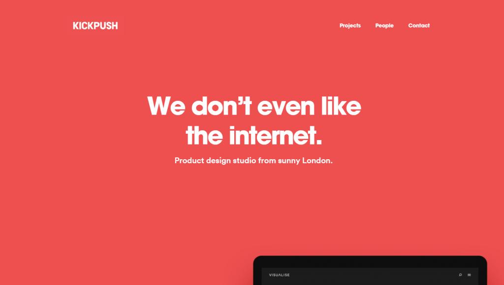 minimalist-website-design-kickpush