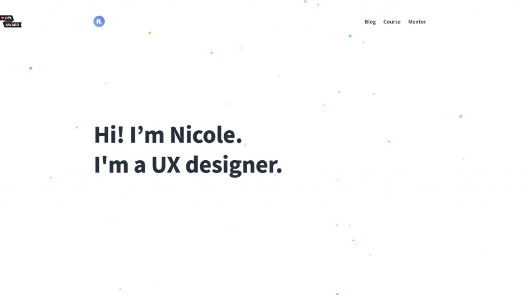 minimalist-website-design-nicole